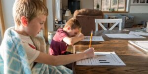 Many families are opting to continue homeschooling this fall