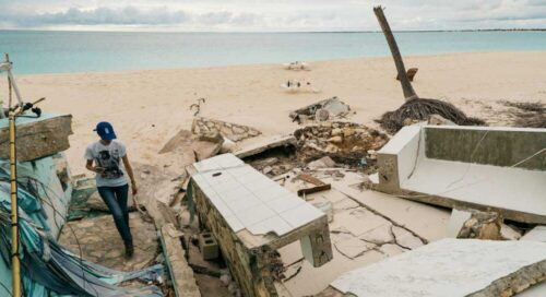 Sink or swim: Can island states survive the climate crisis?