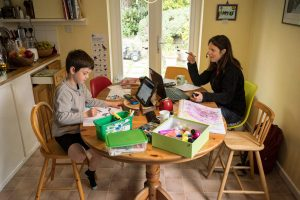 The Push And Pull Of Homeschooling